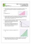 Lista 1   Triângulos retângulos