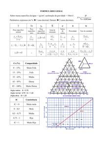 Formulário - MS1 - Classificação de solos