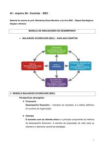 AI - arquivo 5A - Controle - BSC - Balanced Scorecard