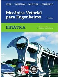 Mecânica Vetorial Para Engenheiros 9º Edição em Português   Beer Johnston