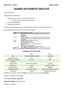 DM - EXAMES COMPLEMENTARES - SERGIO