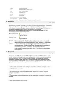 ATIVIDADE 4 (A4) - ENGENHARIA E INOVAÇÃO