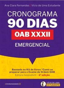 Cronograma OAB 90 Dias