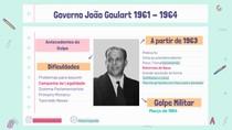 Esquema Governo João Goulart