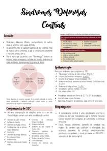 Síndromes Dolorosas Centrais (FIBROMIALGIA)