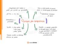 Princípio da congruência - Mapa Mental
