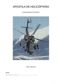Apostila de Helicóptero  Prof. Sérvulo