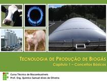 Produção de Biogás - Conceitos Básicos