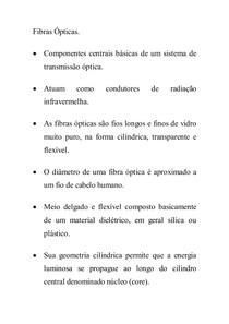 Aula 4 - Fibras Ópticas