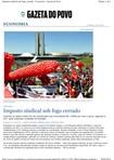 Artigo Imposto Sindical