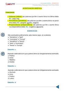 Aula 02   Acentuação Gráfica   Princípios