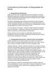 A Importância da Educação na Desigualdade de Renda - Pedro Pestana