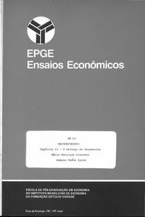 Macroeconomia O Balan�o de Pagamentos