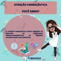 Atenção Farmacêutica- Você Sabia?