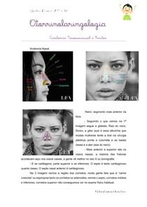 1ª aula ORL - Anatomia Nasosinusal - Rinites - Profa Mariana Raposo