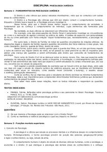 Juridica pdf psicologia