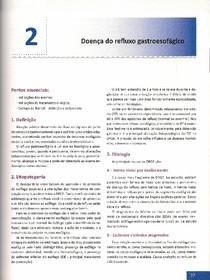 Capítulo 2 - Doença do Refluxo Gastroesofágico