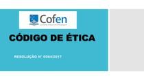 CÓDIGO DE ÉTICA - slide