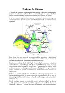 Dinâmica de Sistemas