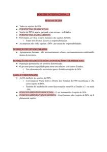 DIREITO INTERNACIONAL 5 - PESSOAS DE DIN