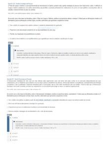 Apol 05  Legislação trabalhista e Gestão estratégica de pessoas