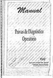 Manual  Prova de Piaget Diagnóstico Operatório