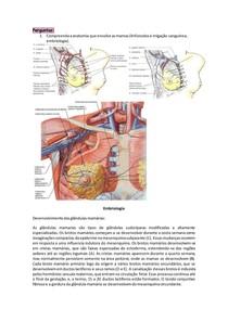 Saúde da mulher (SP1) Câncer de mama