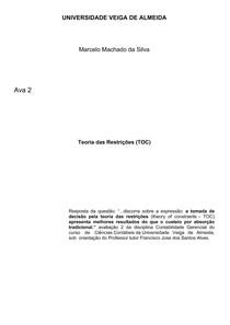 AVA 2_Avaliação_MarceloMachado_Contabilidade Gerencial