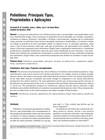 Polietileno- Principais Tipos e Aplicações
