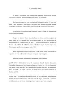 resumo artigo 5o da constituiÇÃo federal completo pdfresumo artigo 5o da constituiÇÃo federal completo pdf