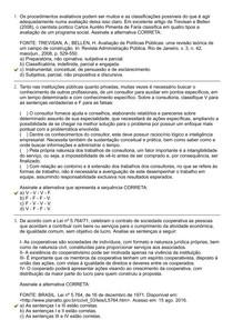 Assessoria e Consultoria nas Instituições e Projetos Sociais - AV4