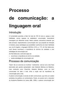 15 a 16/05 Coaching de Comunicação e Expressão para