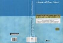 Livro de Introdução ao  Direito