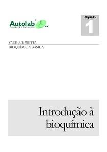 Bioquímica Introdução