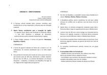Historia Direito UNIDADE IV