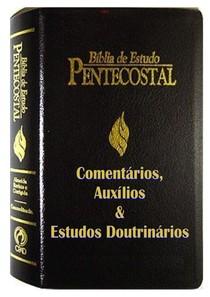 biblia de estudo pentecostal pdf