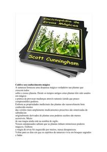 Enciclopédia de Ervas Mágicas