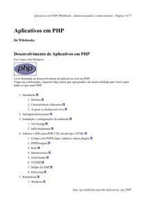 LIVRO Aplicativos em PHP