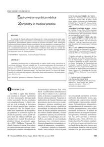 artigo espirometria