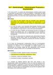 RESPOSTAS - Av1 - Administração Financeira e Orçamentária