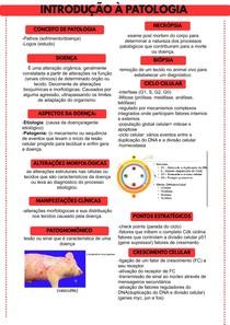 introdução a patologia