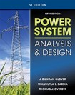 Power System Analysis and Design   J. Glover, M. Sarma, T. Overbye   5ª Edition, 2012