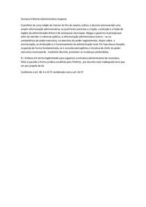 Semana 4 Direito Administrativo l resposta