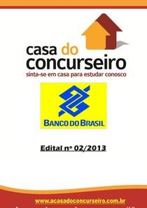 Apostila BancodoBrasil Tecnico