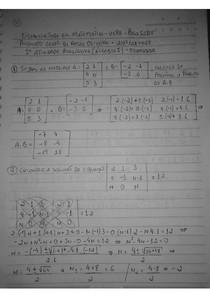 Álgebra 1 - RESOLVIDO