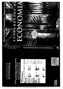 fundamentos da economia 2 edicao