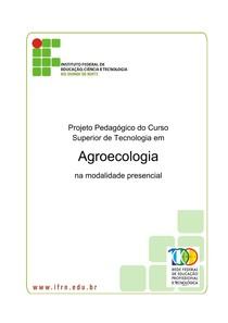 Agroecologia 2012 atualizado