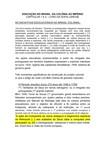 EDUCAÇÃO NO BRASIL-DA COLÔNIA AO IMPÉRIO (Sofia Lerche)