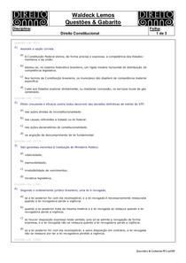 WL-Questões-04-Direito Constitucional-038-PCI