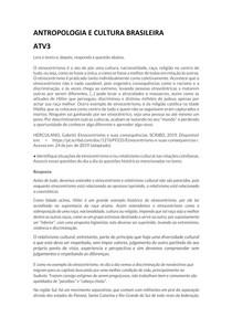 ATV 3 - ANTROPOLOGIA E CULTURA BRASILEIRA_